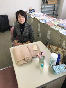 動物占い、ハンドマッサージのスペシャリスト恵麻先生